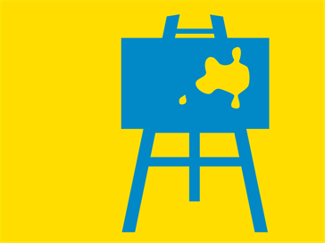 Art Easel - BLUE - YELLOW BKGRD -FOR WEB.png
