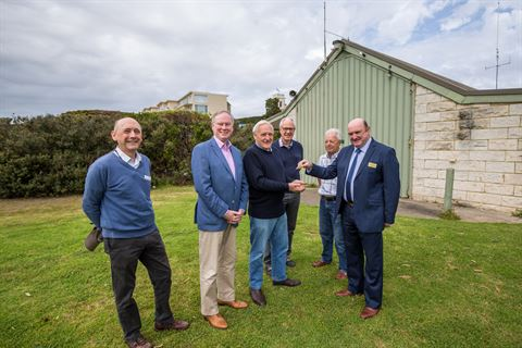 Peninsula Men's Shed