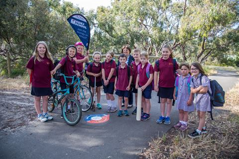 Crib Point Active Paths