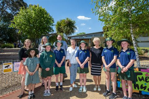 Mt Eliza Primary School Walk to School