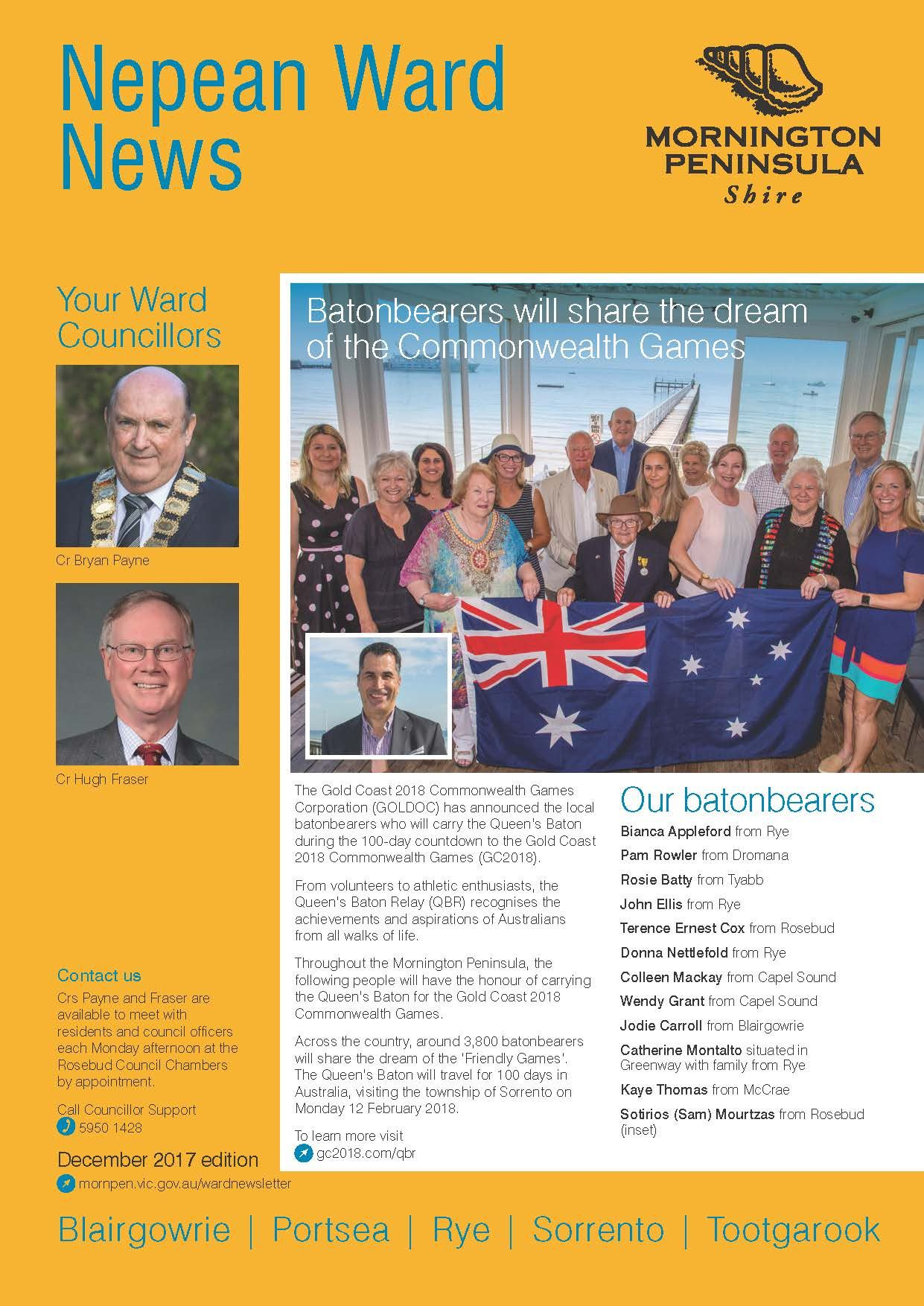 Newsletters - Mornington Peninsula Shire