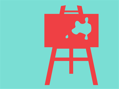 Art Easel - RED - L TEAL BKGRD -FOR WEB.png