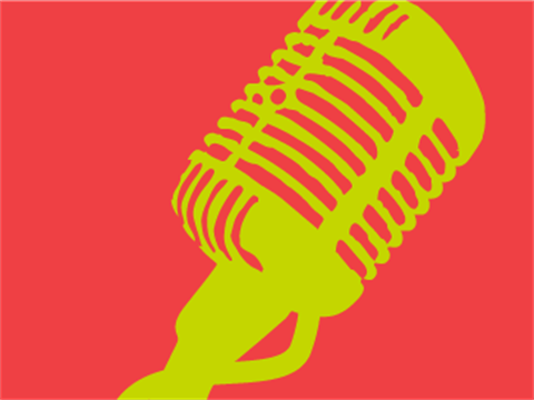 MICROPHONE-L-GREEN-MIC-RED-BKGRD.png